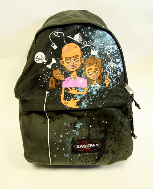 Célèbre Tag My Bag: Supacat | The Yellow Kid NV86