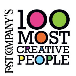 100-most-creative-logo