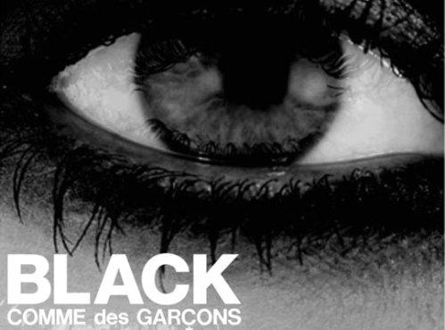 black cdg