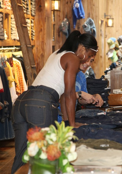 serena williams jeans 2