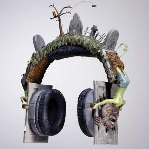 casque audio thriller