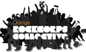 logo orange rockcorps