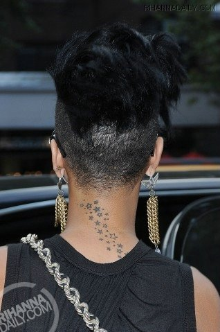 rihanna nouvelle coupe rasee 4