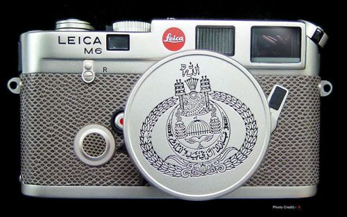 Leica M6 platine sultan 1