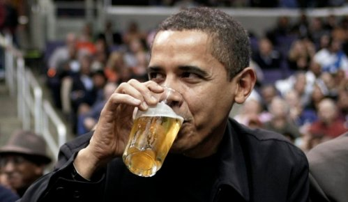 obama biere