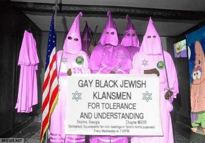 gay black jewish