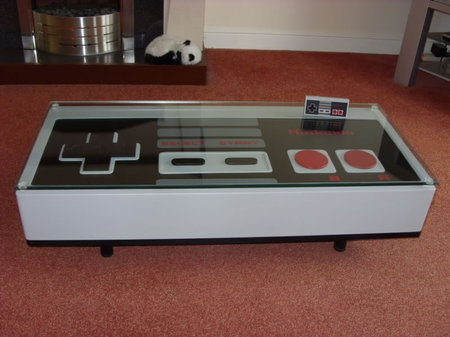 table manette nes 2