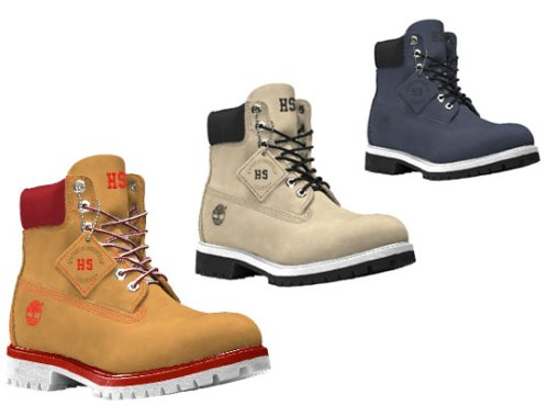 timberland-customization