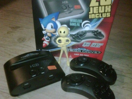 approuve yellow kid megadrive