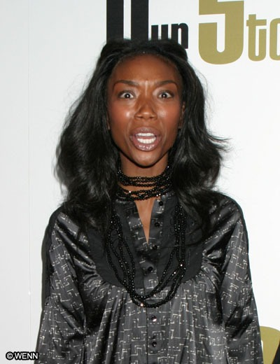 brandy norwood grimace