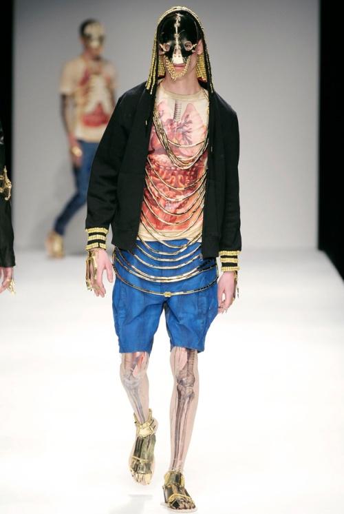 costume squelette