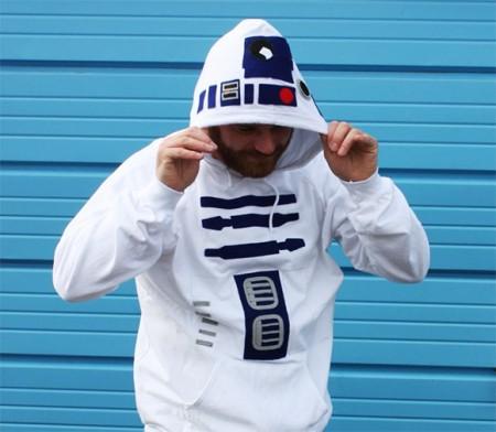 hoodie r2d2 star wars