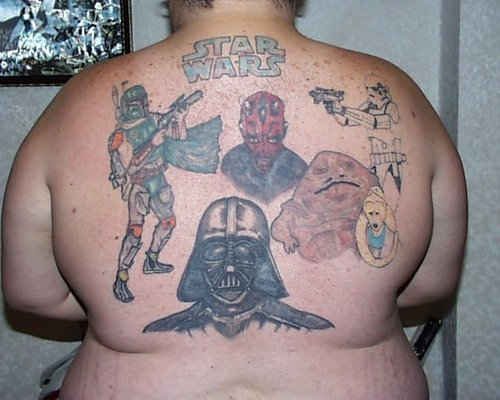 tatoo star wars