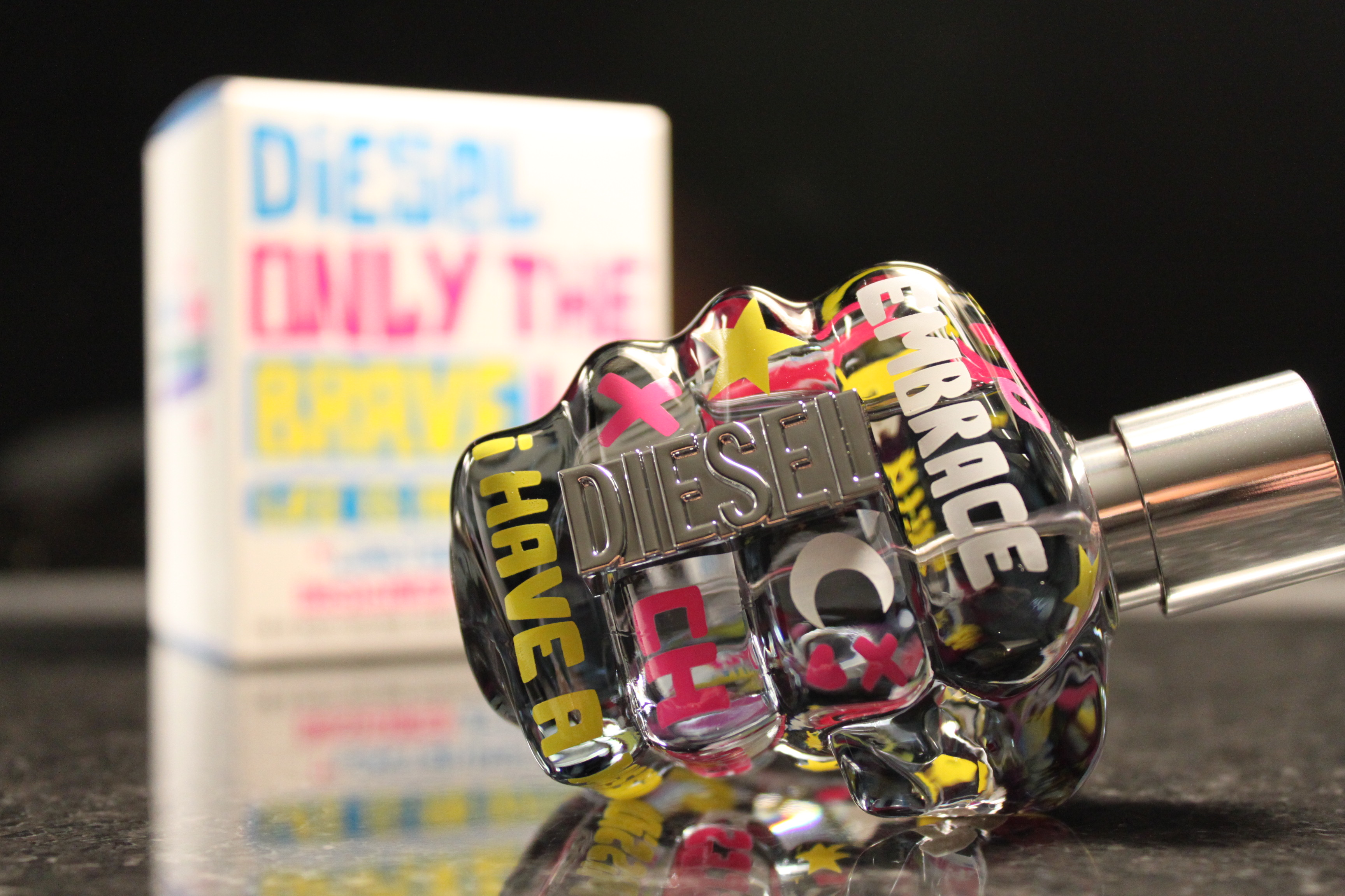 Parfum Diesel X Common X Bunka Artoyz Edition The Yellow Kid
