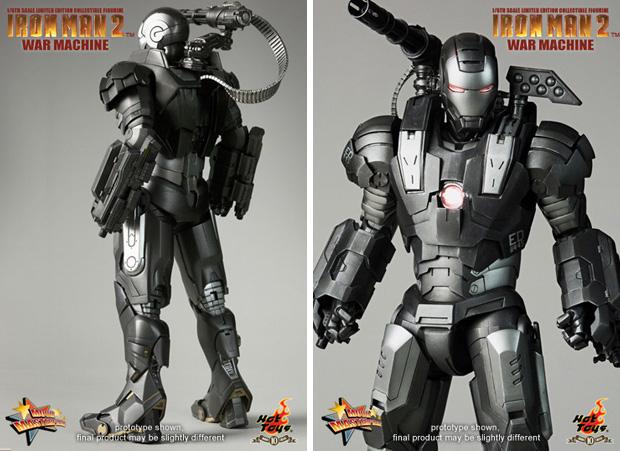 FIGURINE IRON MAN 3 War machine pas cher  Acheter produits en vente