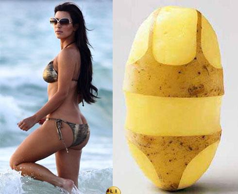 DIAPO Les 25 photos les plus sexy de Kim Kardashian - Voici