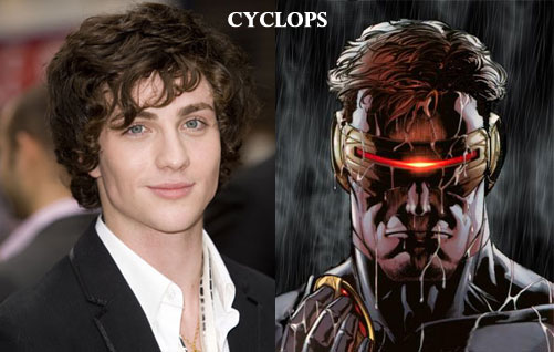 X Men Cyclops First Class Le casting de X-Men Fi...