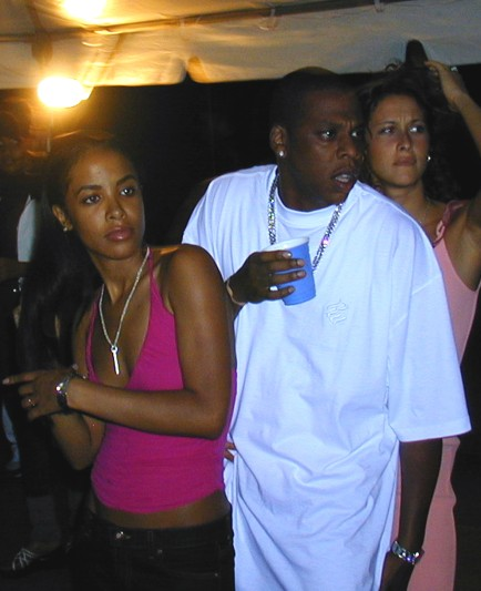 aaliyah and jay z dating